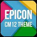 Epicon CM12 / CM12.1 Thème icon