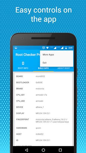 Root/SU Checker & Busy Box Pro 2.4 screenshots 3