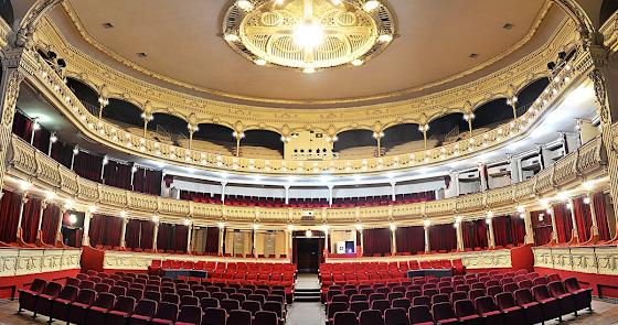 'Desde mi ventana': Teatro Cervantes, cien años de amor