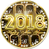 Happy New Year 2018 Keyboard Android APK Download Free By Keyboard Design Paradise