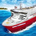 Big Cruise Ship Simulator 2019 icon