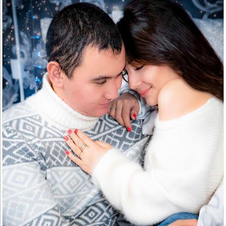Wedding photographer Viktoriya Kim (vika16). Photo of 27.12.2017
