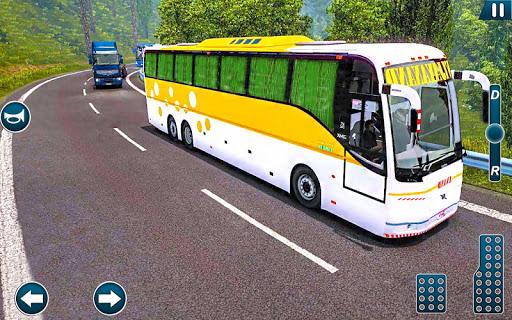 City Coach Bus Driving Simulator 3D: City Bus Game 1.0 screenshots 9