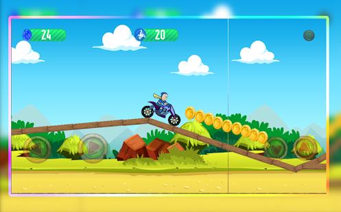 Ninja Hatori Super Bike apk screenshot 12