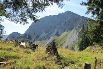 Photo: Entschenkopf vom Falkensattel L=54 2.043m 7h30 12,3km 1.311hm -  Infos: https://pagewizz.com/entschenkopf-rundweg-oberstdorf-reichenbach-falkensattel-34551/