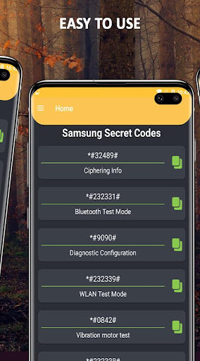 All Mobile Secret Codes screenshot 22