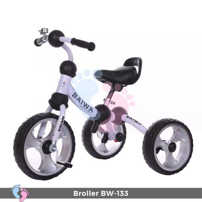 Xe đạp 3 bánh Broller XD3-133 9