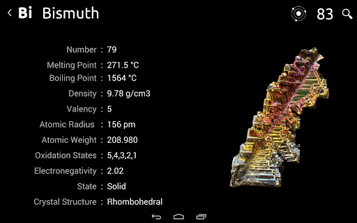 Element bank periodic table apk download apkpure element bank periodic table screenshot 16 urtaz Gallery