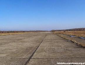 Photo: Duży pas startowy