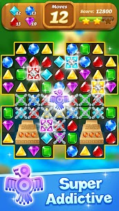 Jewel & Gems Mania 2020 – Match In Temple & Jungle 6