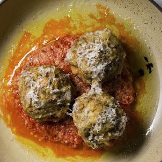 Carbone's Meatballs