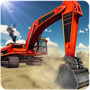Game Heavy Sand Excavator Simulator APK for Windows Phone