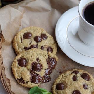 Fresh Mint Chocolate Chip Cookies Recipe