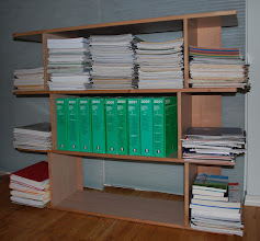 Photo: Weight isn't an issue with our honeycomb panels for your shelving