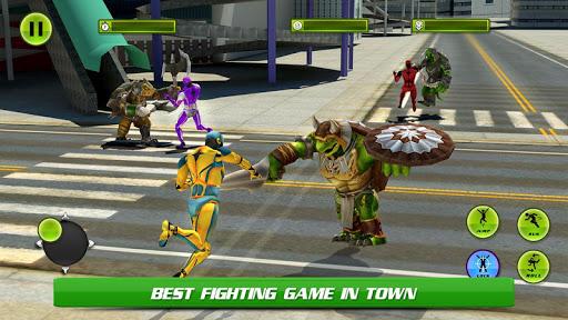 Bayangan Ninja Pahlawan Pejuang Penyu 1.1.1 screenshots 8