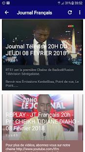 Journal Tv Sénégal for PC-Windows 7,8,10 and Mac apk screenshot 12