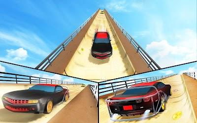 Ramp Car Stunts