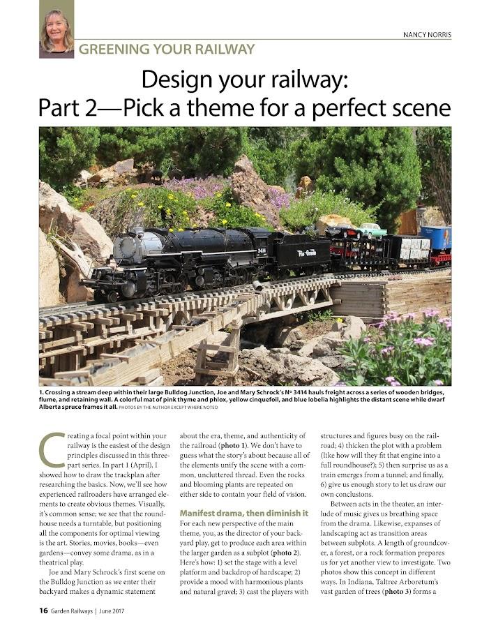 Garden Railways- screenshot