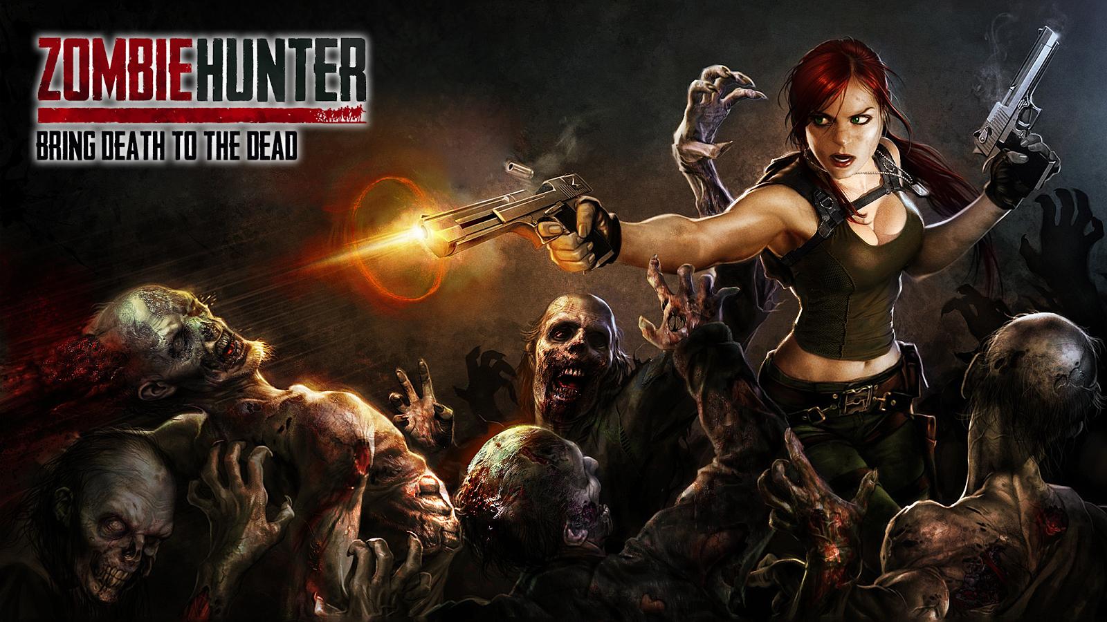 Zombie Hunter: Survive the Undead Horde Apocalypse ...