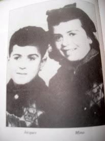 Photo: Jacques Bender mor tà Auschwitz le 5 aout 1944 à, avec sa sœur Mina, seule enfant rescapée