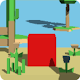 Dodge.io! - Red Cube Dodge Game - Free 2019 games