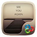 See You Again GO Launcher icon