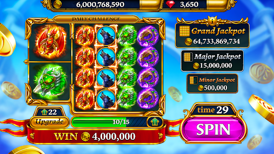 Jackpot Slot Machines – Slots Era™ Vegas Casino App Latest Version Download For Android and iPhone 6