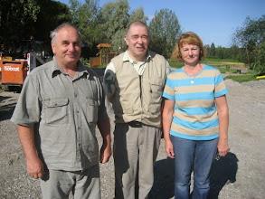 Photo: 20070821 Nikolai, Asko, Valentina (Muuruveden Maatalousoppilaitos)