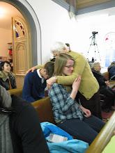 Photo: Modlitební chvilka