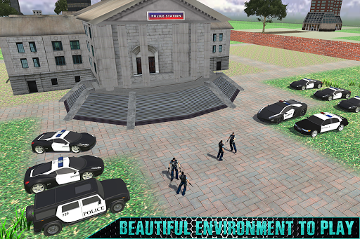 Impossible Police Transport Car Theft 1.0 screenshots 5