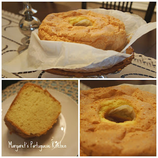 Portuguese Dessert Cakes Recipes