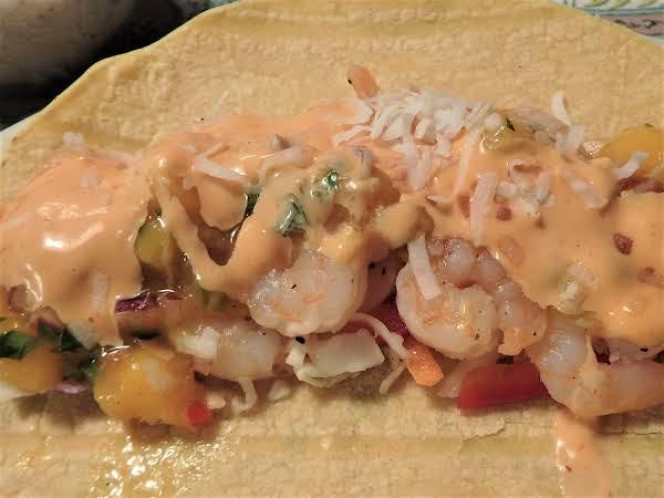 My Favorite Shrimp Tacos