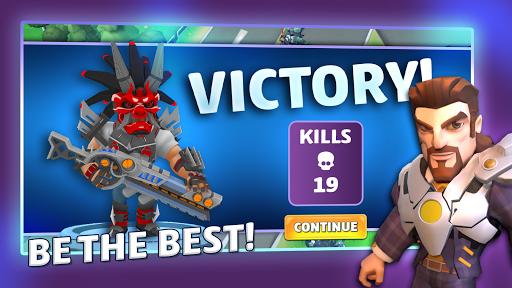 Télécharger Survive. Craft. Attack. Repeat (SCAR) apk mod screenshots 4