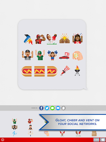 android FanMojis Screenshot 5