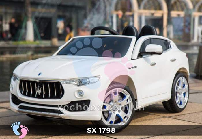 Xe hơi điện cho bé Maserati SX-1798 3