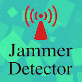 Phone Jammer Detector - Detect GSM Signal