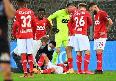 Courage, Zinho : le capitaine du Standard déjà face au plus grand défi de sa jeune carrière