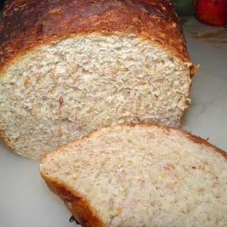 Honey Oat Bread.