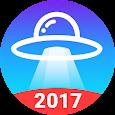 UFO Cleaner : Junk Clean + Task Killer & Booster