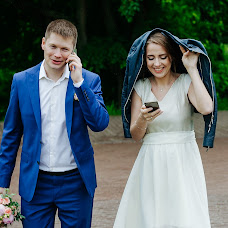 Wedding photographer Dasha Zamorskaya (zamorskaya). Photo of 20.02.2018
