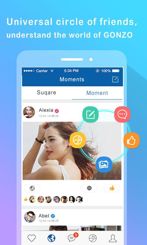 Dating-Free online chat & meet- screenshot