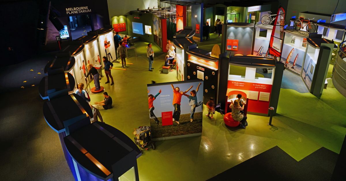 100 things to do in melbourne with kids scienceworks spotswood