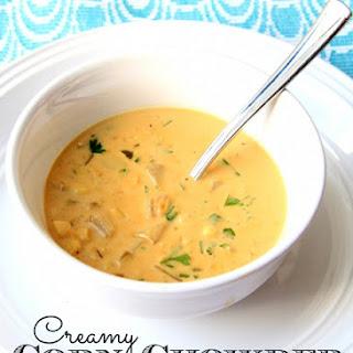 Corn Chowder Thyme Recipes