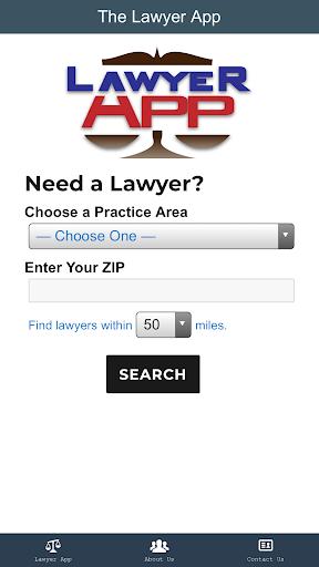 Official Lawyer App  screenshots 2