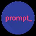 PROMPT_ icon