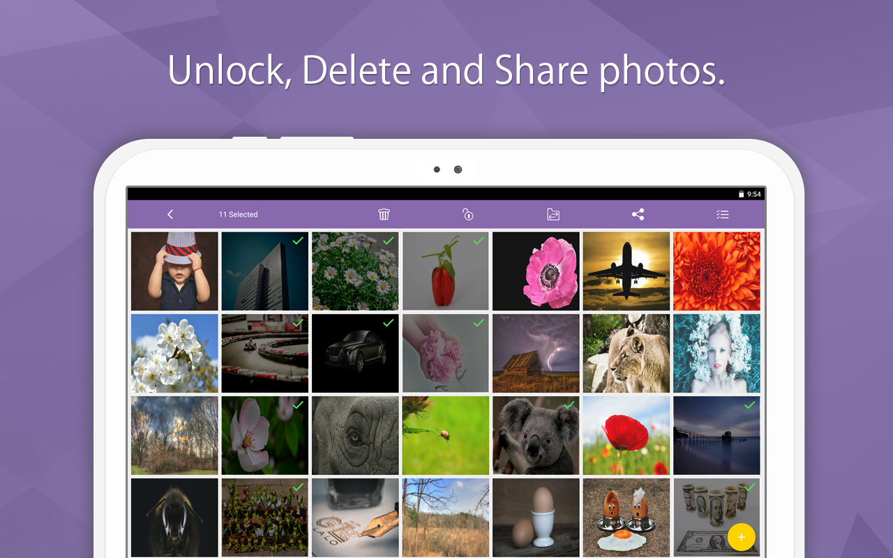 Photo Locker- screenshot