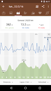 Runtastic Mountain Bike PRO APK 6