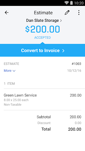 QuickBooks Accounting: Invoicing & Expenses 18.2 screenshots 3