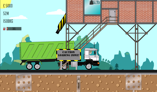 Trucker Joe Screenshot