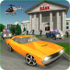 Grand City Bank Robbery Crime Simulator 2019 icon